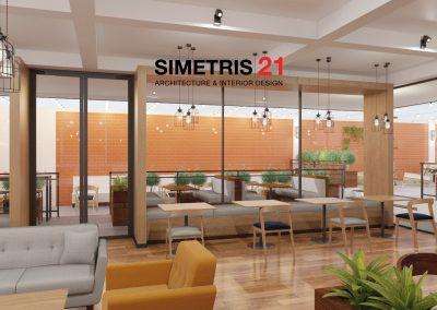 Cafe & Resto Contemporary Design - LT.1b