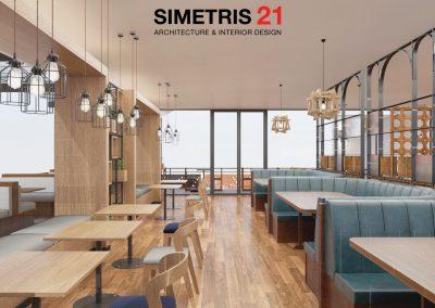 Cafe & Resto Contemporary Design - LT.2a