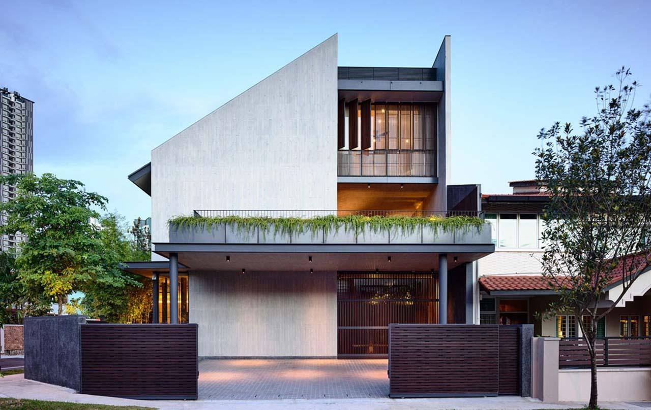 Jasa Arsitek Rumah di Cikedal Pandeglang
