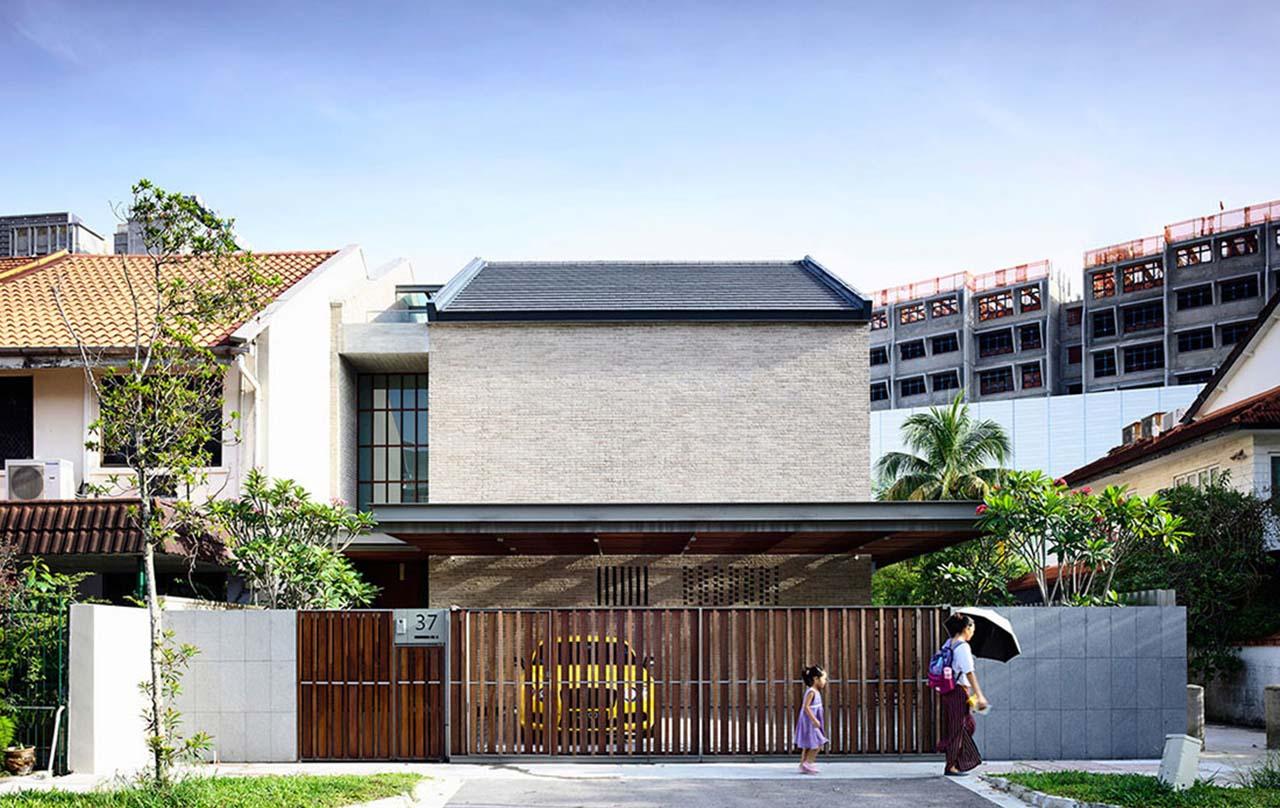 Jasa Arsitek Rumah di Panjer Denpasar Bali